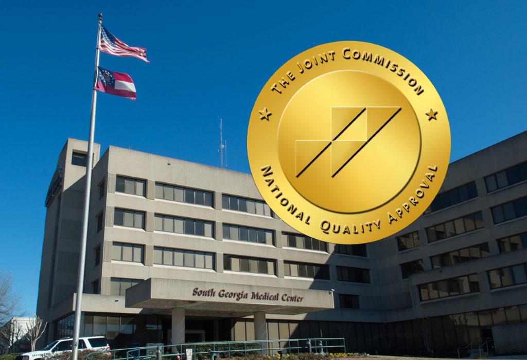 SGMC awarded hospital accreditation